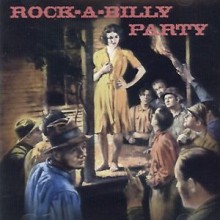 ROCK-A-BILLY PARTY CD (Buffalo Bop)