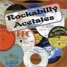 ROCKABILLY ACETATES CD (Buffalo Bop)