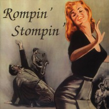 ROMPIN' STOMPIN' cd (Buffalo Bop)