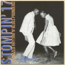 STOMPIN' Volume 17 CD