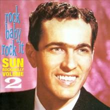 """SUN ROCKABILLY VOL.2 """"ROCK BABY ROCK"""" CD"""