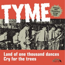"TYME ""LAND OF 1000 DANCES"" 7"""