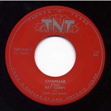 "RAY CAMPI ""Caterpillar / Play It Cool"" 7"""