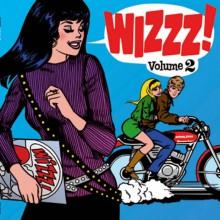 """WIZZZ! """"Volume 2: Psychorama Francais 1966-70"""" LP"""