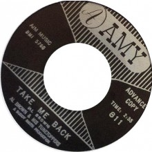 "AL BROWN ""TAKE ME BACK/  SWEET LITTLE LOVE"" 7"""
