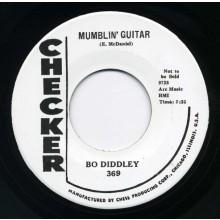 "BO DIDDLEY ""DOWN HOME SPECIAL / MUMBLIN' GUITAR"" 7"""