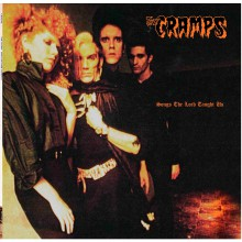 "CRAMPS ""Songs The Lord Taught Us - Special Deluxe version"" LP"
