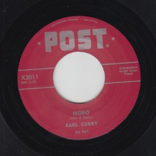 "EARL CURRY ""HOBO"" / T-BONE WALKER ""THE REASON"" 7"""
