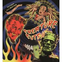 CREATURE CUTS Volume 2 LP