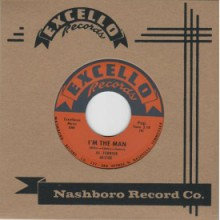 "AL FERRIER ""Hey! Baby / I'm The Man"" 7"""
