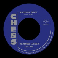 "ELMORE JAMES ""Madison Blues / Stormy Monday Blues"" 7"""