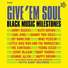 GIVE 'EM SOUL Volume 2 LP