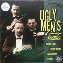 "Down At The Ugly Men's Lounge Vol. 2 10""+CD"