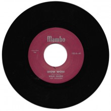 "WILLIE EGGINS ""WHAT A SHAME / WOW WOW"" 7"""