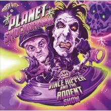 "VINCE RIPPER & THE RODENT SHOW ""Planet Shockarama"" LP"