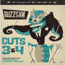 BUZZSAW JOINT Cut 3+4 CD