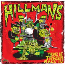 "HILLMANS ""Taking The Trash Back In"" LP"