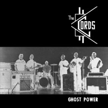 "CORDS ""GHOST POWER: COMPLETE SINGLES DISCOGRAPHY"" 2x7"""