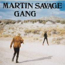 "MARTIN SAVAGE GANG ""Goodnite Johnny"" 7"""
