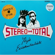 "STEREO TOTAL ‎""Yéyé Existentialiste"" DoLP"