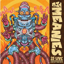 "MEANIES ""25 Live"" LP"