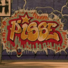 """PISSE """"Pisse"""" LP"""