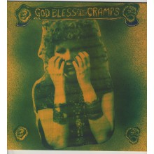 "CRAMPS ""God Bless The Cramps"" LP"