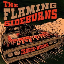 "FLAMING SIDEBURNS ""Trance-Noché"" 7"""