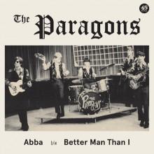 """PARAGONS """"Abba / Better Man Than I"""" 7"""""""