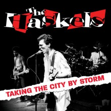 """HASKELS """"Taking The City By Storm"""" LP"""