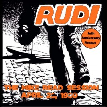 "RUDI ""The Mike Read Session April 28, 1980""  7"""