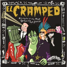 "EL CRAMPED ""A Tribute To The Mad Genius Lux Interior"" LP"