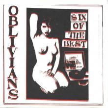 "OBLIVIANS ""Six Of The Best"" 10"""