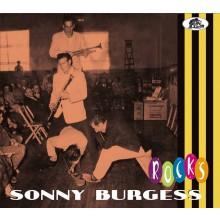 "SONNY BURGESS ""Rocks"" CD"