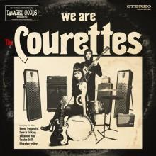 """COURETTES """"We Are The Courettes"""" LP"""