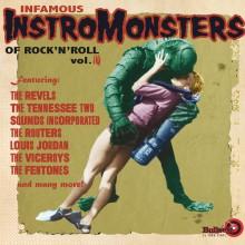 Infamous InstroMonsters Of Rock'N'Roll Vol. 3 LP