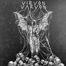 """VIRVON VARVON """"Mind Cancer"""" LP"""