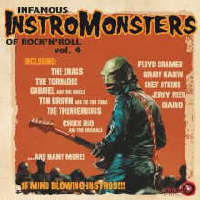 Infamous InstroMonsters Of Rock'N'Roll Vol. 4 LP
