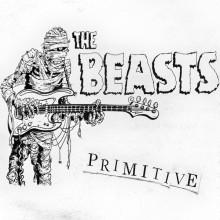 "BEASTS ""Primitive EP"" 7"""