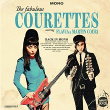 """The Fabulous COURETTES """"Back In Mono"""" CD"""