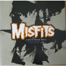 "MISFITS ""12 Hits From Hell: The MSP Sessions"" LP"