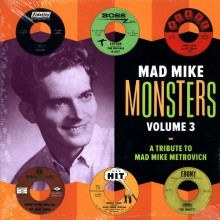 MAD MIKE MONSTERS VOLUME 3 LP