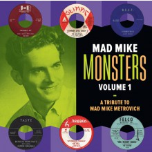 MAD MIKE MONSTERS VOLUME 1 LP