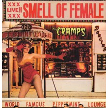 """CRAMPS """"Smell Of Female"""" LP"""