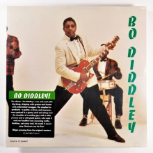 """BO DIDDLEY """"Bo Diddley"""" 180 gram LP (Mono)"""