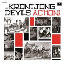 """KRONTJONG DEVILS """"Action"""" 10"""""""