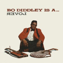 "BO DIDDLEY ""Bo Diddley Is A... Lover"" 180 gram LP (Mono)"