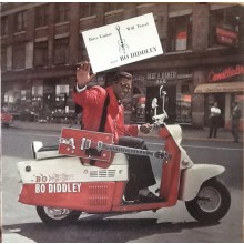 "BO DIDDLEY ""Have Guitar Will Travel"" 180 gram LP (Mono)"