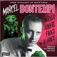 "MARCEL BONTEMPI ""WITCHES, SPIDERS, FROGS & HOLES"" LP + 7"""