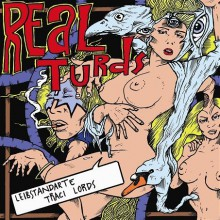"""REAL TURDS """"LEIBSTANDARTE TRACI LORDS"""" LP"""